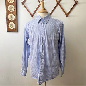 Christian Dior Pure Cotton Button Down Shirt